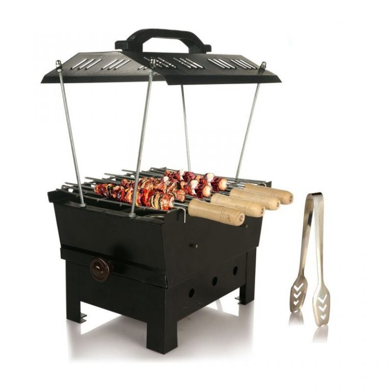 electric barbeque