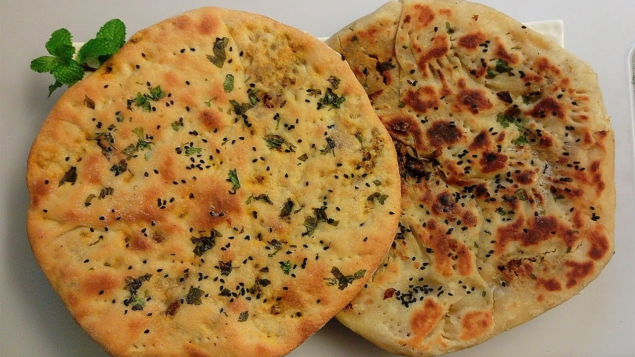 HOW TO MAKE STUFFED KEEMA NAAN IN ELECTRIC TANDOOR